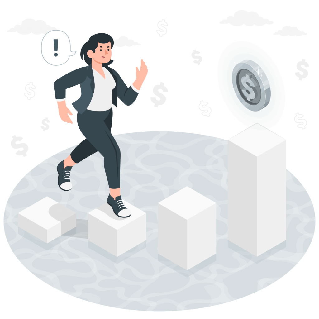Money illustrations by Storyset